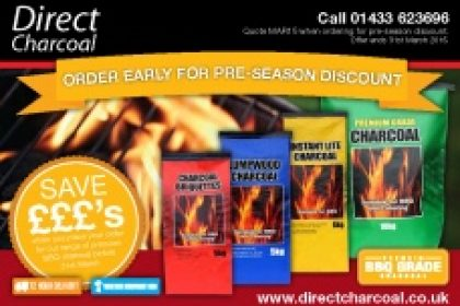 BarBeQue Charcoal Range Flyer