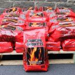 25 bags of 5kg Briquettes